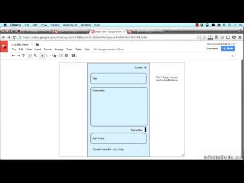 Creating Mobile Apps with HTML5 Tutorial | HTML5 Features