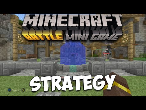 Minecraft Console: Strategy For Winning WITHOUT The Middle!
