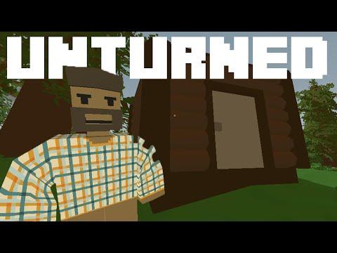 CRAZY TANK ENCOUNTER! - Unturned Online ep 1