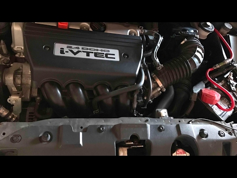 Changing the engine Air filter & cabin filter on 9th gen civic (12-15)