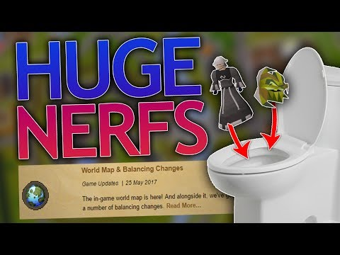Most Controversial Nerf in OSRS History