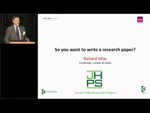 How to Write a Medical Research Paper