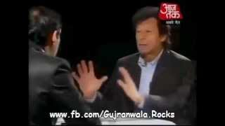 Imran Khan Brilliant Answers To Indian Media... Must Watch