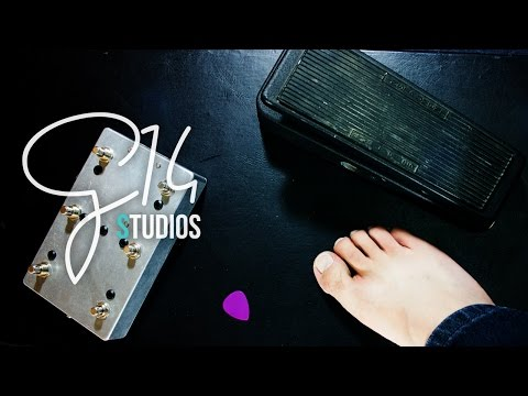 Build your own DIY MIDI expression pedal with Arduino | G14 studios
