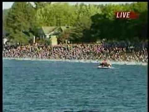2008 Ironman CDA kicks off with swim