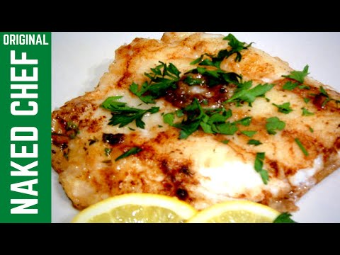 Fish lemon butter recipe How to cook recipe