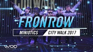 Miniotics | FrontRow | World of Dance Live 2017 | #WODLive17