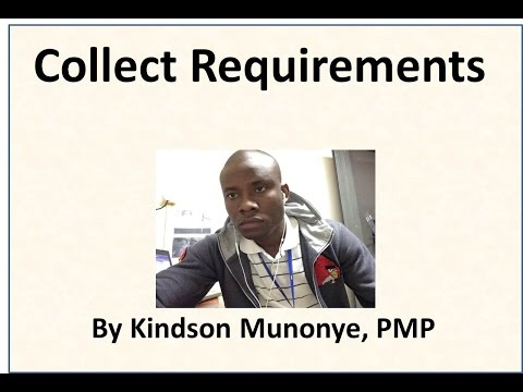 8 Project Scope Management   Collect Requirements
