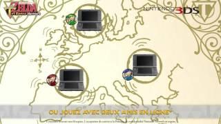 The Legend of Zelda: Tri Force Heroes - La coopération est la clé ! (N3DS)