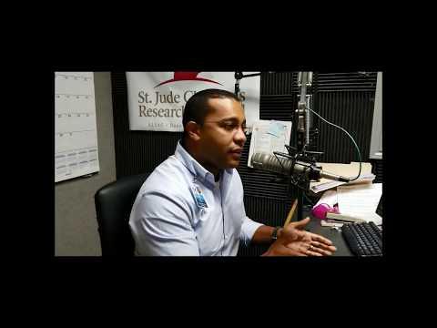 Texarkana College - Dean of Workforce, Brandon Washington Interview With Jim Weaver for Kicker 102.5
