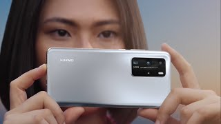 Huawei P40 Pro Trailer Commercial Official Video HD TVC AD