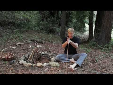 Make a Hand-Drill Fire