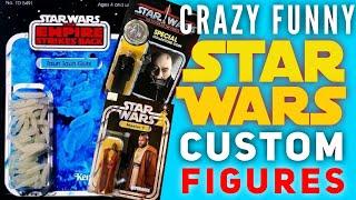 star wars custom action figures Videos - 9tube tv