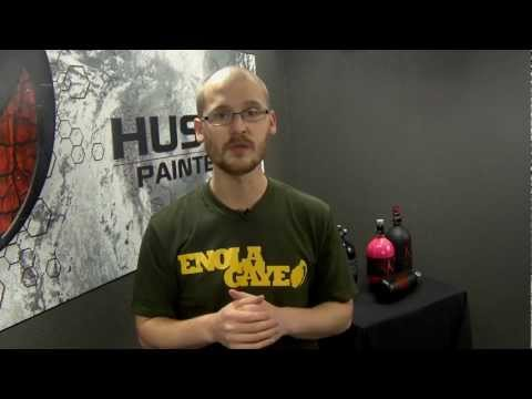 Get Rid of CO2! Upgrade to Compressed Air (HPA) by HustlePaintball.com