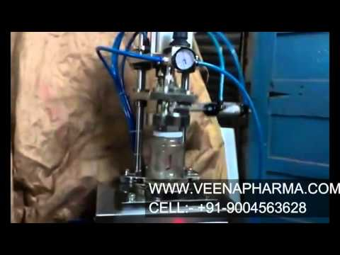 semi automatic lug capping machine, jam, pickle glass bottle capping machine