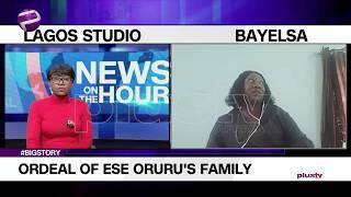 Justice For Ese Oruru: Mother Shares Ordeal