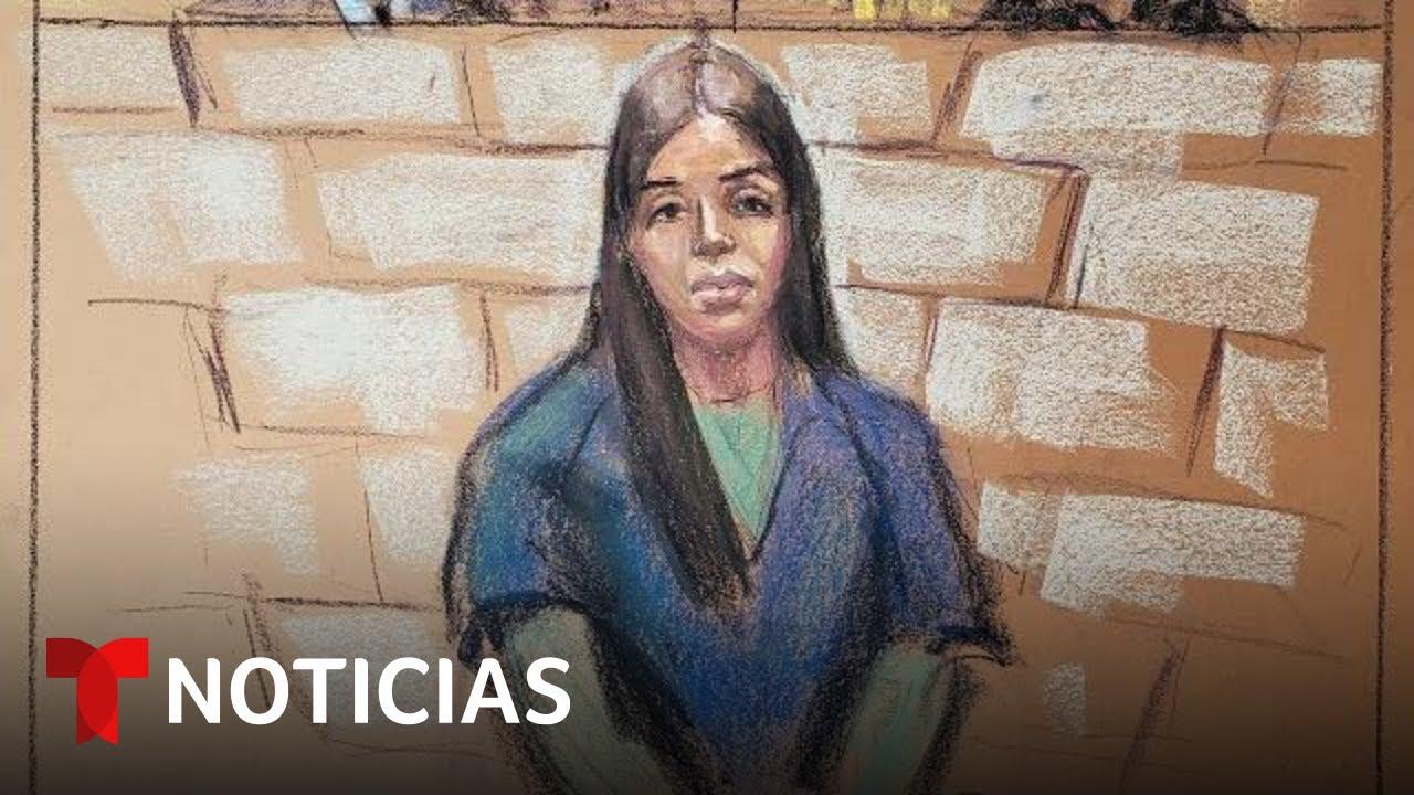 Emma Coronel vive los días más oscuros de su vida   Noticias Telemundo