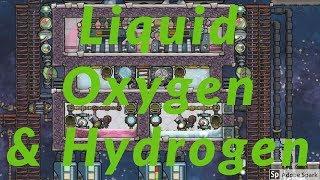 OXYGEN NOT INCLUDED - EASY LIQUID OXYGEN / LIQUID HYDROGEN