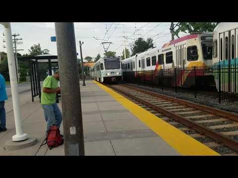 MTA MARYLAND:Light Rail Link@Patapsco Station 9/21/2017
