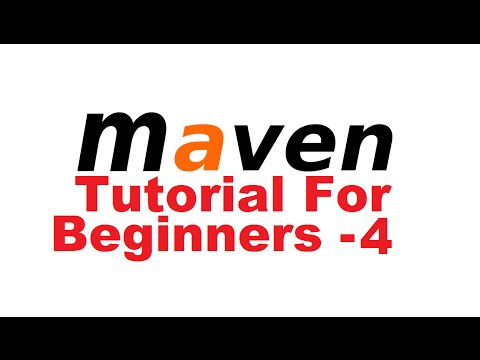 Maven Tutorial for Beginners 4 - Creating Maven project using Eclipse IDE + Understanding pom.xml