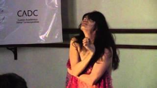 Carolina Cortés / Danza Performance UV - Cuerpo en Vilo