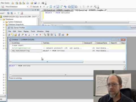 Database - Monitoring Database Performance