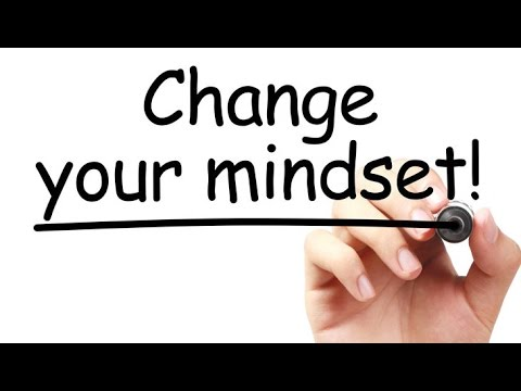 Change Your Mindset, Change The Game