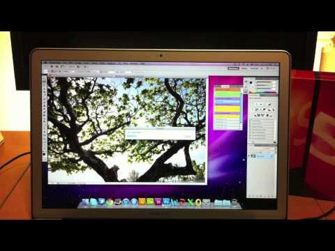 MacBook Pro Core i7 Photoshop CS5.1 - Benchmark