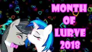 Month of Lurve 2018 Intro (Download in Description) RE-UPLOAD BECAUSE OF AUDIO ISSUES