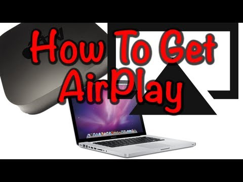 How Do You Get AirPlay Answered - How To Get AirPlay On A Mac