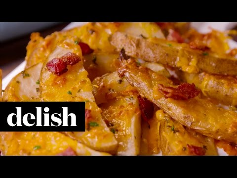 Ranch Potato Wedges | Delish