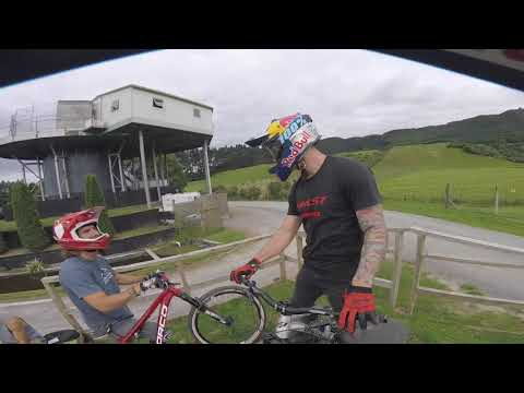 Crankworx Rotorua in 60 seconds (Day 1)