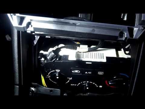 Peugeot 307 heat fan wiring