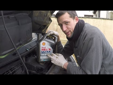 How to : Servicing a Renault Trafic 2.0