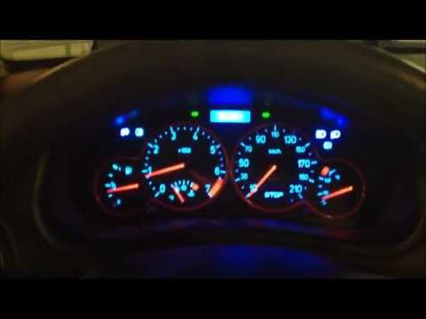 How to tune your speedometer and change the led colors on it