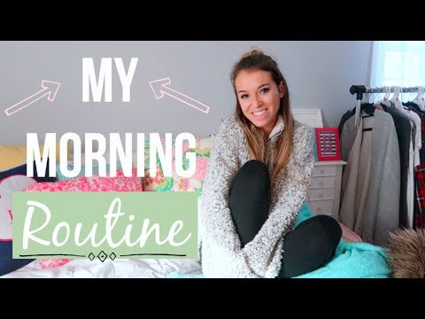 My Everyday MORNING ROUTINE! (Vlog style)