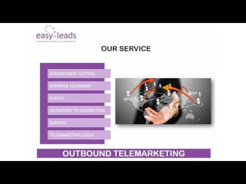 Outbound Telemarketing Services in Australia - Easy Leads Pty Ltd