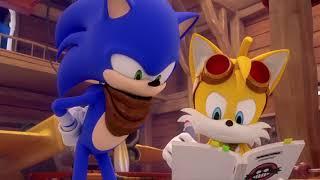 Соник Бум - 1 сезон 29 серия - Эггман - режиссёр | Sonic Boom - мультик для детей