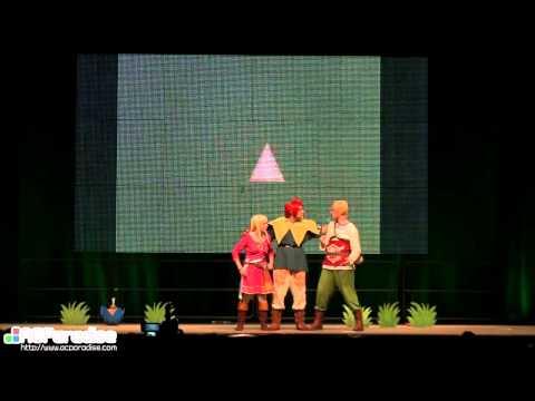 Anime Boston 2013 - #S04 How Stella Got Her Back Legend of Zelda: Skyward Sword