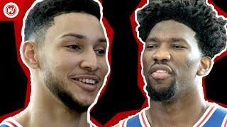 Bad Joke Telling   Philadelphia 76ers Edition