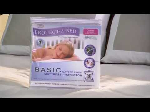 Try the Protect-A-Bed Basic Mattress Protector