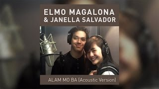 Elmo and Janella - Alam Mo Ba (Acoustic Version Official Song Preview)