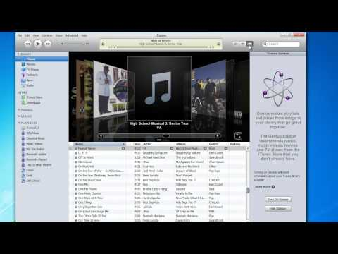 Itunes Music Backup and Restore 4th Gen Ipod