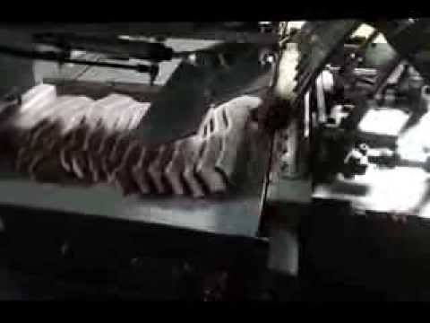 Automatic Power Rib slicer - Hard frozen Meat and bone slicing ( Max. -25C, -13F)