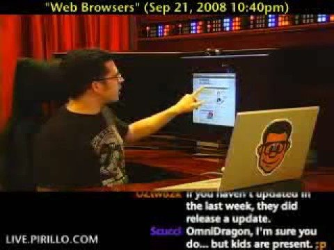 How Does Your Web Browser Handle JavaScript?