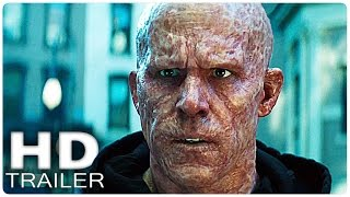 DEADPOOL 2 Extended Teaser Trailer (2018)