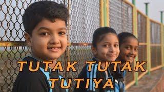 Tutak Tutak Tutiya Title Song Kids Dance Video | Malkit Singh, Kanika Kapoor, Sonu Sood
