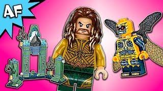 Lego DC Justice League BATTLE of ATLANTIS 76085 Speed Build