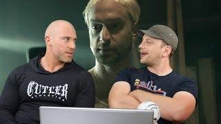 Logic -  Homicide ft. Eminem VIDEO REACTION! | WAY TOO MANY NAPKINS!!