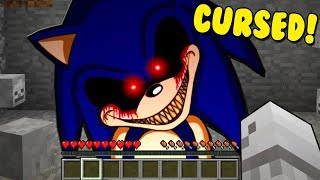 THIS VIDEO IS CURSED BY SONIC.EXE, DON